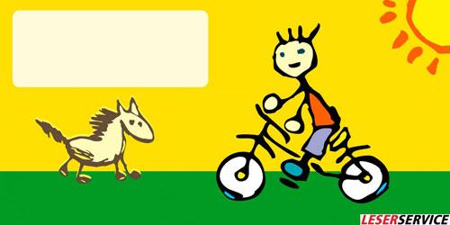 Pferd & Fahrrad