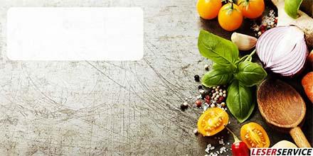 Leserservice Geschenkkarte Vegetarische Küche