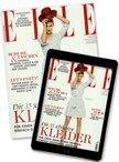 ELLE Kombi Print + ePaper bestellen
