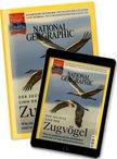 NATIONAL GEOGRAPHIC Kombi Print +Digital bestellen