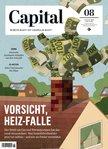 Capital Abo beim Leserservice bestellen