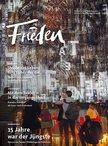 frieden - Zeitschrift des Volksbunds Deutsche Kriegsgräberfürsorge e.V. bestellen