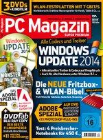 PC Magazin Super Premium XXL Abo beim Leserservice bestellen
