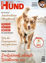 Der Hund Abo beim Leserservice bestellen