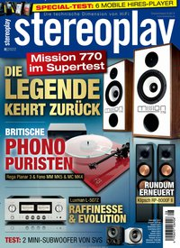 Stereoplay Abo Titelbild