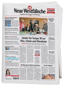Tageblatt für Enger und Spenge - Neue Westfälische