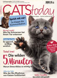 CATS Today Abo beim Leserservice