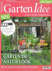 GartenIDEE Abo beim Leserservice