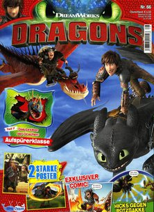 Dragons Magazin Abo beim Leserservice