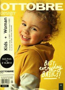 Ottobre Design Kids & Woman Abo beim Leserservice