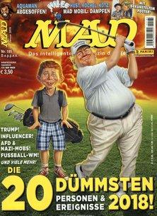 Mad Magazin Abo beim Leserservice