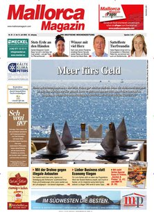 Mallorca Magazin Abo beim Leserservice