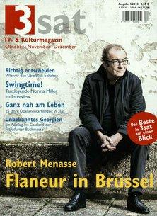 3sat TV- & Kulturmagazin Abo beim Leserservice