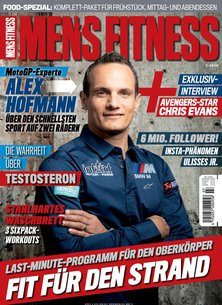Mens Fitness Magazin Abo beim Leserservice