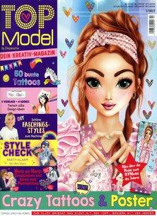 Top Model Creative Magazine Abo beim Leserservice
