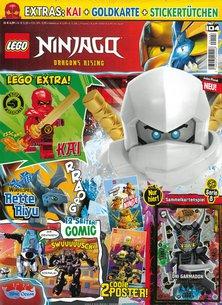 LEGO NINJAGO Magazin Abo beim Leserservice