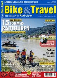 Bike & Travel Abo beim Leserservice