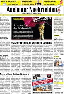 Aachener Nachrichten Nordkreis