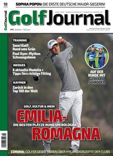GOLF JOURNAL  Abo beim Leserservice