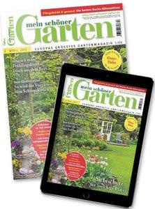 mein schöner Garten  Kombi Print + ePaper