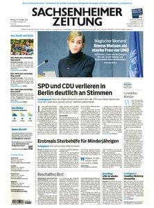Sachsenheimer Zeitung