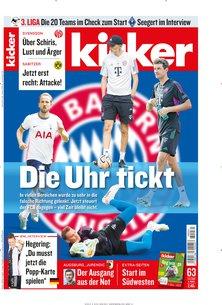 kicker Heftabo & emagazine Plus