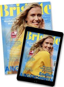 Brigitte Kombi Print + Digital