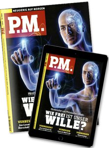 P.M. Magazin - Kombi Print + Digital