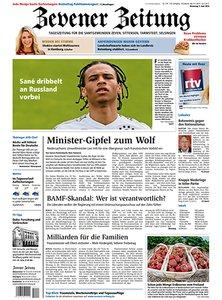 Zevener Zeitung