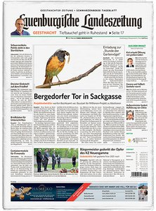 Lauenburgische Landeszeitung