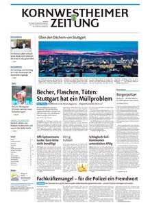 Kornwestheimer Zeitung