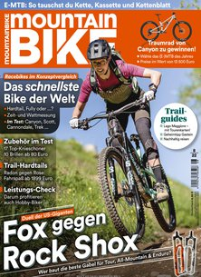 MountainBIKE Abo beim Leserservice