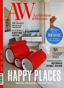 A&W Architektur & Wohnen Abo beim Leserservice
