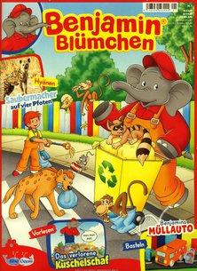 Benjamin Blümchen Abo beim Leserservice
