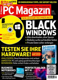 PC Magazin Classic DVD Abo beim Leserservice