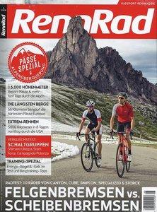 Radsport Abo beim Leserservice