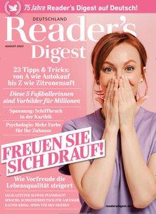 Reader's Digest Abo beim Leserservice