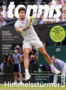 tennis MAGAZIN Abo beim Leserservice