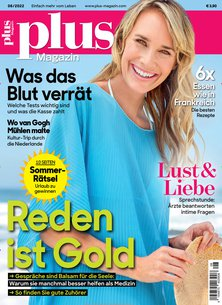plus Magazin Abo beim Leserservice