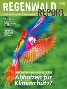 Regenwald Report