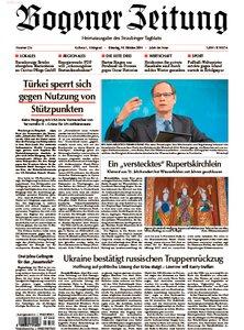Bogener Zeitung