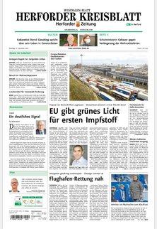 Herforder Kreisblatt - Herforder Zeitung