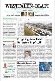 Engerscher Anzeiger  Herforder Kreisblatt