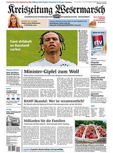 Kreiszeitung Wesermarsch