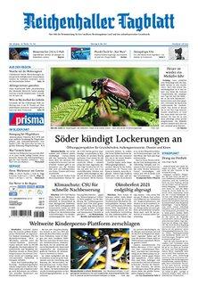 Reichenhaller Tagblatt
