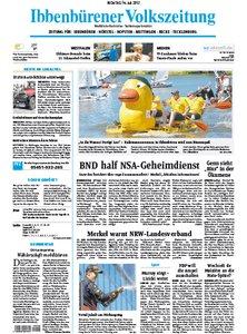 Ibbenbürener Volkszeitung
