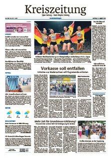 Kreiszeitung Stuhr - Weyer Zeitung
