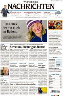 Weinheimer Nachrichten