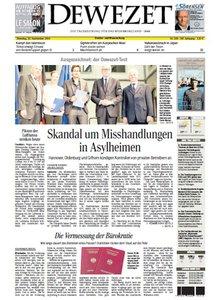 Deister- und Weserzeitung
