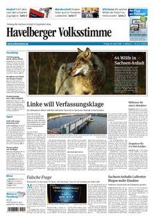 Havelberger Volksstimme